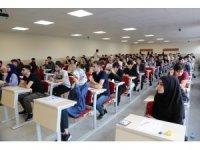 Sivas'ta eğitim görebilmek için yarıştılar