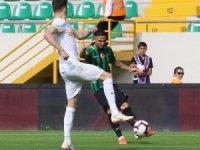 Spor Toto Süper Lig: Akhisarspor: 2 - İstikbal Mobilya Kayserispor: 2 (Maç sonucu)