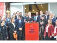 Kılıçdaroğlu Samsun'da vatandaşlarla buluştu