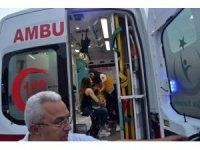 Adana'da trafik kazası 3 yaralı