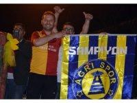 Ağrı Spor Galatasaray'ı gölgede bıraktı!