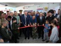 Kütahya'da 'Şehit Uzman Çavuş Hasan Kahraman Kütüphanesi' açıldı