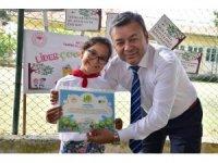 """""""Lider Çocuk Tarım Kampı"""" tamamlandı"""