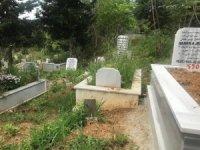 İstanbul'da Suriyeli mezarlığı 600 bine dayandı