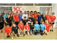 Muratpaşa squash turnuvası sona erdi