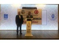 Bozdağ, İstanbul'daki Yozgatlılar'la buluştu