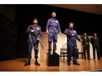 Turgutlu'da 'Küllerinden Doğan Kasaba' bir kez daha sahnelendi