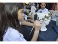 GKV Özel Okulları Geleneksel Bilim Ve Sanat Şenliğine büyük ilgi