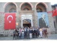 Sivas kongresinin detaylarını Sivas'ta öğrendiler