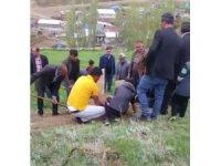 Küçük Nurcan gözyaşları arasında toprağa verildi