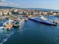 Çanakkale'de deniz ulaşımına büyük zam
