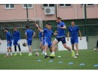 Manisa BBSK, Karagümrük maçı hazırlıklarını tamamladı