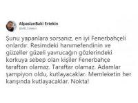 Kayserispor ana Sponsorundan şampiyonluk yorumu