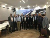 MHP Erzurum İl Başkanı Naim Karataş, İstanbul seçimleri için çalışmalarına devam ediyor