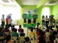 NEVÜ Kozaklı MYO öğrencilerinden 'Çevre' etkinliği