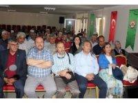 Bergama'da 169 kişiye zeytin budamacılık sertifikası