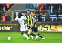 Spor Toto Süper Lig: BB Erzurumspor: 0 - Fenerbahçe: 1 (Maç sonucu)
