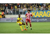 Spor Toto Süper Lig: MKE Ankaragücü: 3 - Sivasspor: 1 (Maç sonucu)