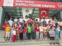 Nazilli'de Gençlik Haftası satranç turnuvası sona erdi