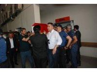 Tokat'ta 2 polis memurunun cenazesi memleketlerine gönderildi