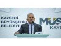 """Başkan Büyükkılıç: """"Türk Milleti Yetimin Elini Bırakmaz"""""""