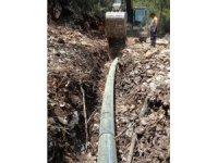 ASAT, Kaş Katran Dağı'nda içme suyu çalışması yapıyor