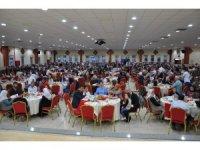 Simav'daki engelli vatandaşlar iftarda buluştu