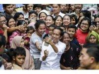Endonezya'da Widodo yeniden başkan