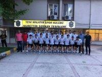 Evkur Yeni Malatyaspor U15 takımı Antalyaspor'u 1-0 yendi