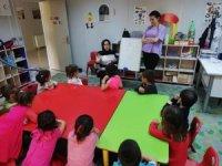 Kurtalan'da anaokulu öğrencilerine mahremiyet eğitimi verildi