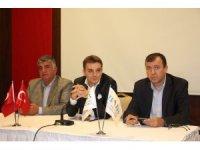 Ispartalı ihracatçılarla sektörel değerlendirme toplantısı düzenlendi