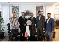 """Melikgazi Belediye Başkanı Dr. Mustafa Palancıoğlu; """"Melikgazi Kamp Merkezi Gençler ve izci grupları için bir fırsat olacak"""""""