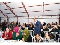 İftar çadırları Malatyalıların buluşma noktası oldu