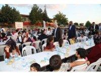 Battalgazi de mahalle iftarları