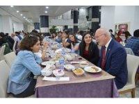 Uşak Üniversitesi'nde iftar vakti