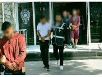 Aydın'da aranan 6 şüpheliden 2'si tutuklandı