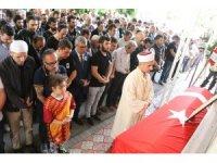 Antalya'da öldürülen arkeolog gözyaşları içinde defnedildi