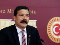 Erkan Baş: YSK camiyi tamamen çaldığı için kılıf hazırlayamıyor