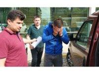 Kovalamaca sonucu yakalanan hırsızlık zanlısı tutuklandı