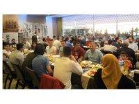 SANKO Enerji Koçlu HES çalışanlarına iftar