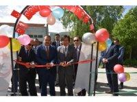 İnönü'de TÜBİTAK 4006 bilim fuarı açıldı