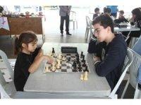 Hamamyolu'nda satranç turnuvası