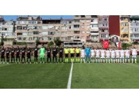 TFF 2. Lig Play-Off: Fatih Karagümrük: 2 - Manisa BŞB: 0