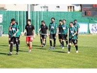 Spor Toto 2. Lig Play-Off Yarı Finali: Sarıyer: 0 - Sakaryaspor: 0
