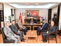Vali Gürel, Başkan Köse'ye çalışmalarında başarılar diledi