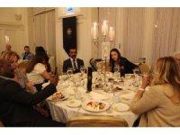 AK Parti Başkanvekili Kurtulmuş, Yıldız Sarayı Vakfı iftarına katıldı