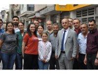 İncirliova Köylü Pazarı eski yerinde kurulacak
