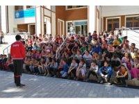 Karaman'da çocuklar atletizme kazandırılıyor