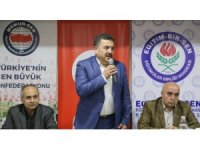 Eğitim Bir Sen Bursa 1 No'lu Şube Başkanı Acar, yeni ders sistemini değerlendirdi