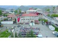 Beytüşşebap'ta Türkçe ve Kürtçe ilahi dinletisi